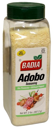 (Badia Adobo without Pepper 2 lb)