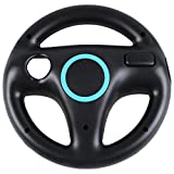 TOOGOO(R) New Black Steering Wheel for Wii Mario Kart Racing Game [Electronics] Review
