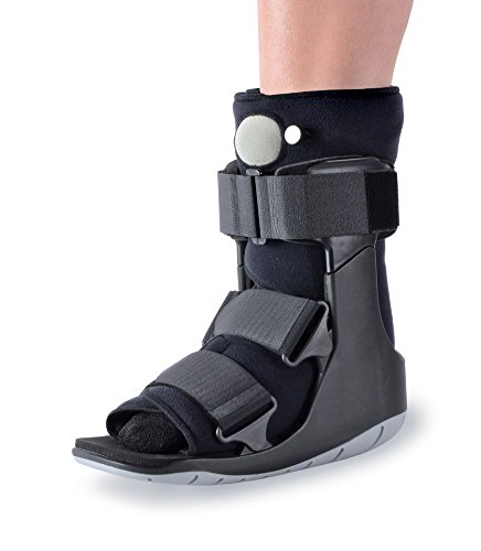 Ovation Medical Short Pneumatic (Air) Walker - Grey