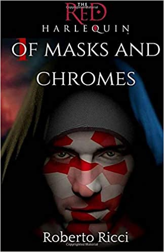 Amazon com: The Red Harlequin (Masks and Chromes