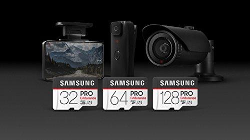 Samsung Pro Endurance 128GB Micro SDXC Card Adapter - 100MB/s U1 (MB-MJ128GA/AM) by Samsung (Image #5)