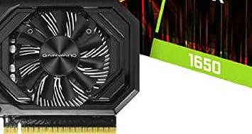 Gainward - Tarjeta gráfica (GeForce GTX 1650, 4 GB, GDDR5 ...
