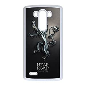 Classic Case Game Of Thrones pattern design For LG G3 Phone Case