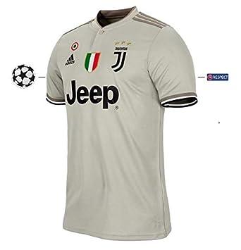 Juventus Turin 2018-2019 Away UCL - Camiseta de fútbol para ...