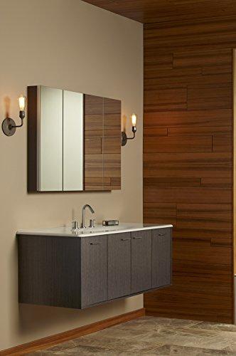 Amazon.com: KOHLER K 99010 NA Verdera Medicine Cabinet, 40 Inch X 30 Inch:  Home Improvement