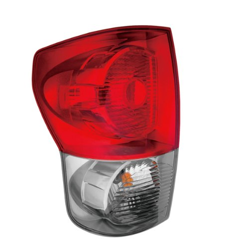 TOYOTA PICK UP TUNDRA TAIL LIGHT LEFT (DRIVER SIDE) 2007-2009