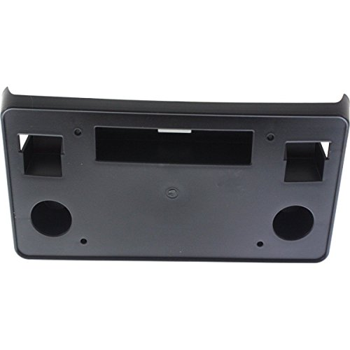 (New Front License Plate Bracket For 2014-2015 Chevrolet Camaro Without ZL1, Without RS, Made Of PP Plastic GM1068175)