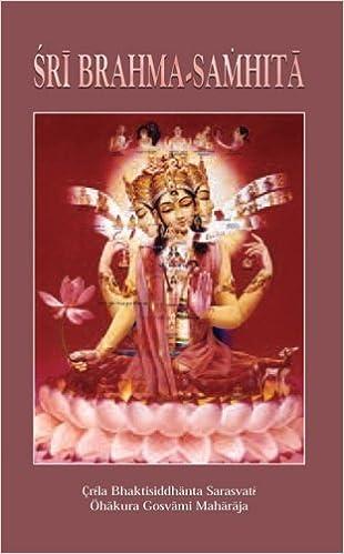 Download PDF Sri Brahma-samhita