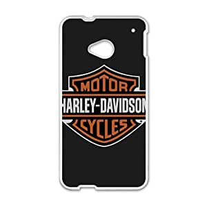 YESGG Harley Davidson sign fashion cell phone case for HTC One M7