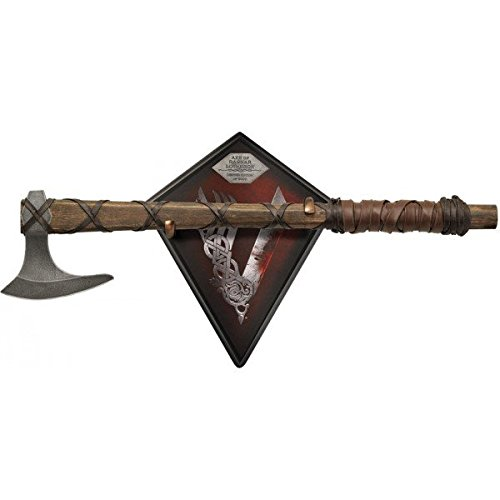 Vikings Replik 1/1 Axt von Ragnar Lothbrok Limited Edition 65 cm