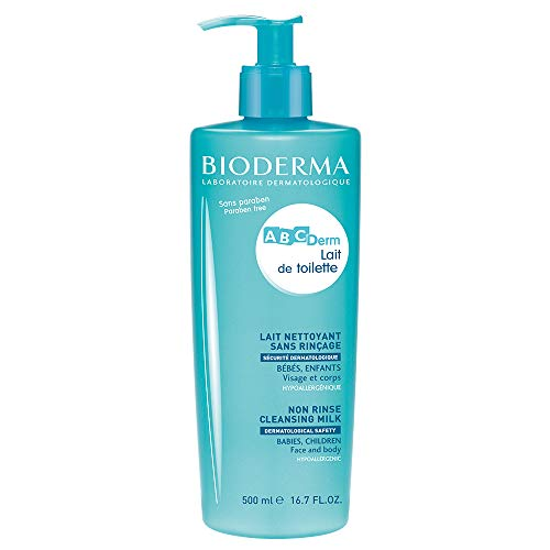ABCDerm Cleansing Milk 16.7 Fl Oz