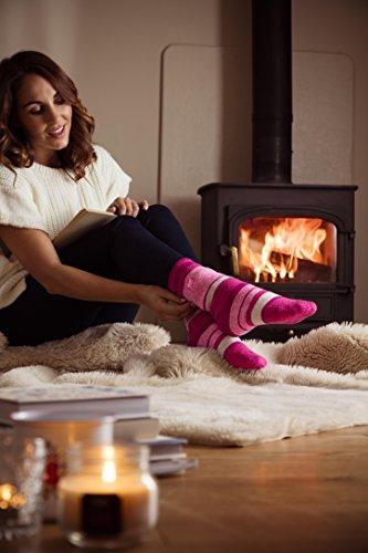 Matlock Heat Thin Warm Winter Thermal Lightweight Socks Casual Lite Crew Holders Womens qwUx7qT