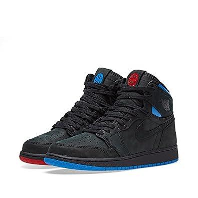 best website 07f05 977be jordan 1 quai 54 black ah1040 054 the sole ... c982d5ee87af