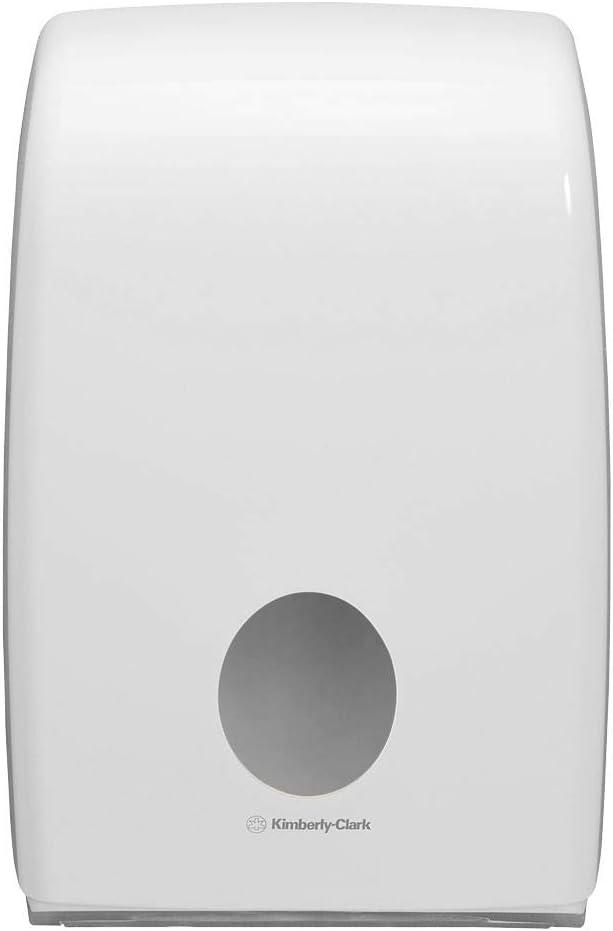 Kimberly-Clark Professional White Aquarius Interfolded Hand Towel Dispenser