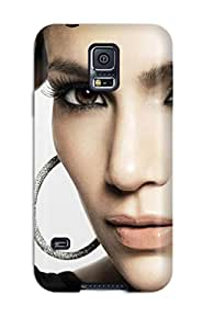 Top Quality Case Cover For Galaxy S5 Case With Nice Jennifer Lopez Appearance