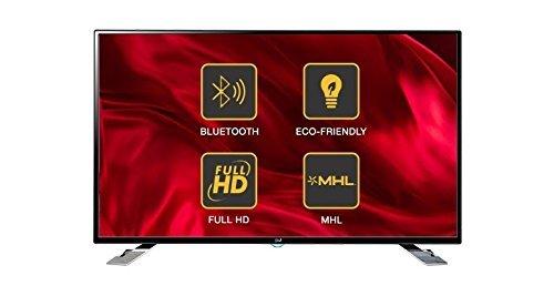 Noble Skiodo 122 cm (48 inches) Smart SMT48MS01 Full HD LED Smart TV (Black)