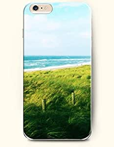 SevenArc iPhone 6 Case 4.7 Inches with the Design of Sea and Beach