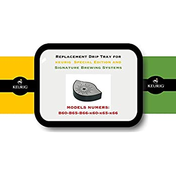 Amazon Com Replacement Drip Tray For Keurig B60 B65 B66