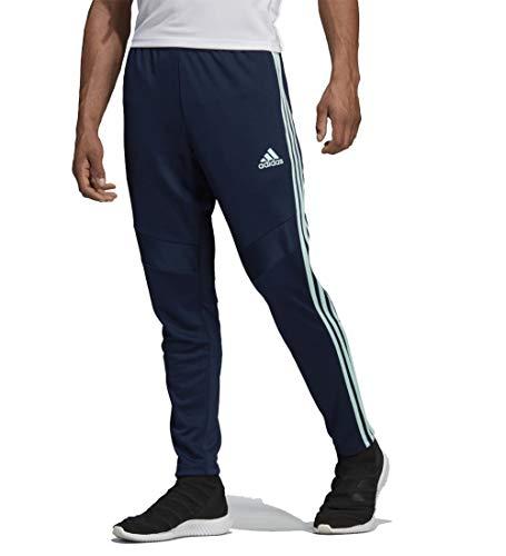 adidas Tiro '19 Pants Collegiate Navy/Clear Mint LG