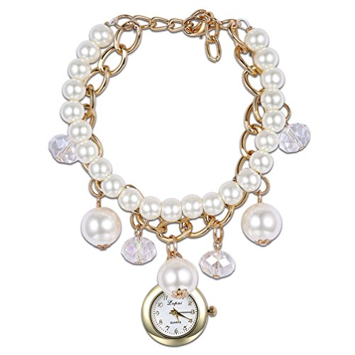 womens-unique-charm-bracelet-watch-cultured-pearl-gold-tone-curb-dress-adjustable-wrist-watches-best