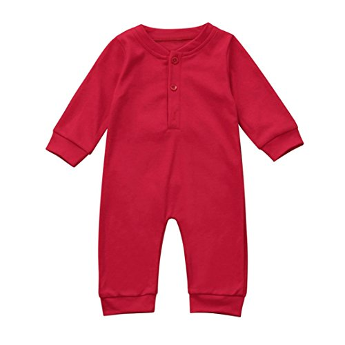 Newborn Baby Boys Footie Coverall - 8