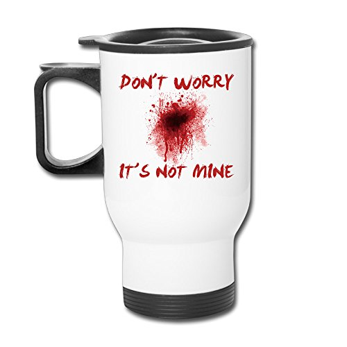 Funny Halloween Party Don't Worry It's Not Mine Personalized Mugs -