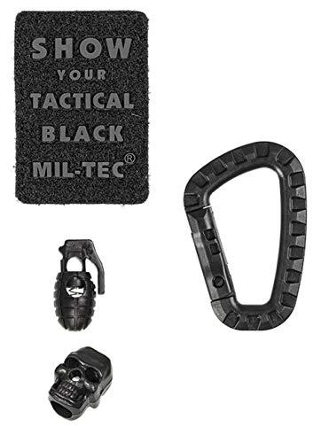 de Tactical Mochila Negro nbsp;cm Color Asalto x Bandolera 22 Mil 30 Tec x 13 Black tgw7qT45Ov