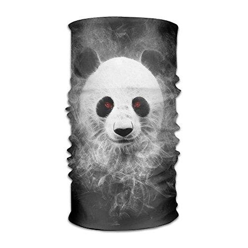 Headbands Headwear Bandana Panda Killer Scarf Wrap Mask Sweatband Outdoor -
