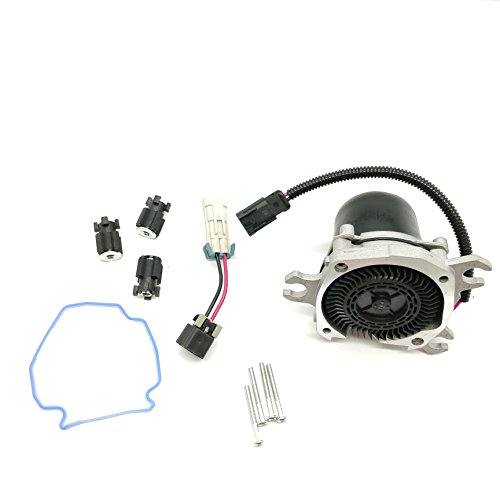 Camaro Smog Pump - Secondary Air Pump Repair Kits for Chevrolet GMC Pontiac Buick Oldsmobile SUV Pickup