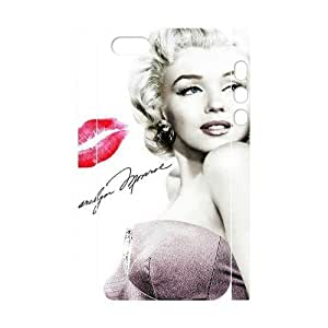 C-EUR Cell phone Protection Cover 3D Case Marilyn Monroe For Case For Samsung Galaxy S3 i9300 Cover