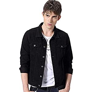 KLIZEN Plain Black Jacket