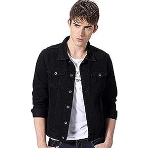 KLIZEN Men's Plain Regular Jacket