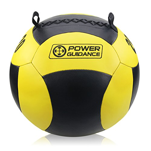 POWERGUIDANCE Soft Medicine Ball, 20 Pounds