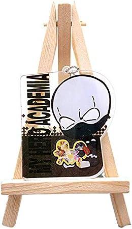 KroY PecoeD Mon H/éros Academia Porte-Cl/é A-9 Paquet Bande-Dessin/ée Anim/é Acrylique de Collection Porte-Cl/és Nouveaut/é Pendentif Accessoire pour Anim/é Fans