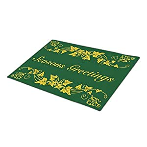 EleganceElegant Greetings Seasons Decorative Door Mats