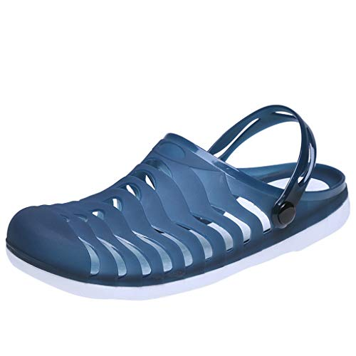 Londony ✡ Water Shoes Women Sandals Shower Swim Pool Beach River Shoes Aqua Comfort Garden Clogs Slip On Slippers ()