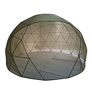 11.8Ft Winter Sun Room 8 Person Tent Greenhouse Kit Camping Tent for Family Outdoor Garden Backyard Greenhouse Play Area