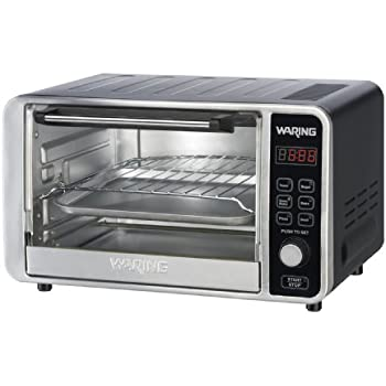 Amazon Com Waring Pro Tco650 Digital Convection Oven