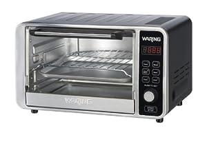 Amazon Com Waring Pro Tco650 Digital Convection Oven