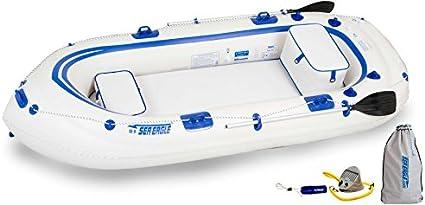 Amazon.com: NUEVO Barco Mar Eagle SE9 inflable Motormount ...