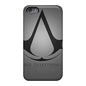 Apple Iphone 6s Plus WkR2441XoxQ Unique Design Lifelike Assassins Creed Image Shock-Absorbing Hard Phone Case -88bestcase