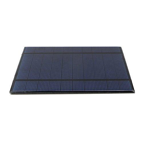 2.5W 5V/500mAh Epoxy Solar Panel / Solar Cell for DIY Portable Power, Battery Charger, Kit for Battery Power
