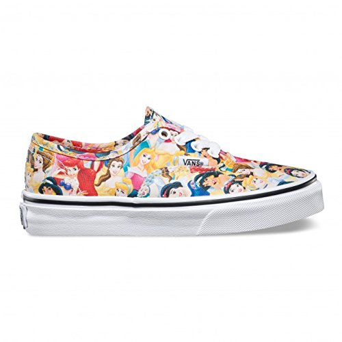 Princess Bambino Authentic Disney Vans SneakerAmazon it Multi BderxWQCo