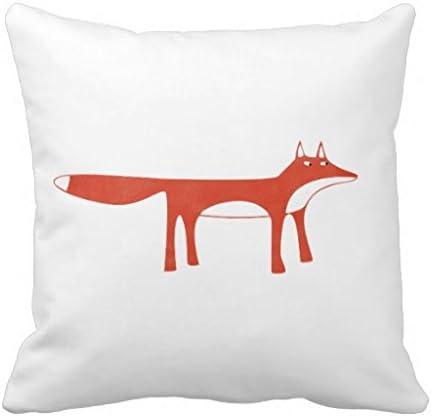 Mr Fox Cuscini.Mr Fox Yuiend Copriletto Cuscini Copriletto Federa Per Cuscino