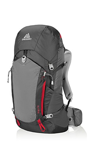 Gregory Mountain Products Zulu 40 Liter Men's Backpack, Feldspar Grey, - Products Gregory Steel
