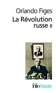 """Afficher """"révolution russe : 1891-1924, la tragédie d'un peuple (La) n° 2<br /> révolution russe (La)"""""""