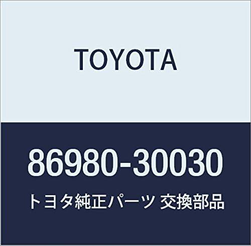 TOYOTA (トヨタ) 純正部品 トール コレクション(ETC) コンピュータ ASSY クラウン/マジェスタ 品番86980-30030