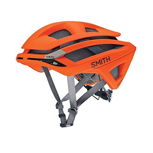 Smith Overtake Helmet Matte Neon Orange, S by Smith Optics