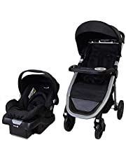 Safety 1st Stryde Travel System - Carbon Black