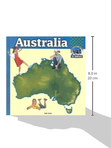 Australia (COUNTRIES) by Brand: Checkerboard Library (Image #1)